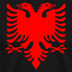 red double-headed eagle Albanian Double Eagle