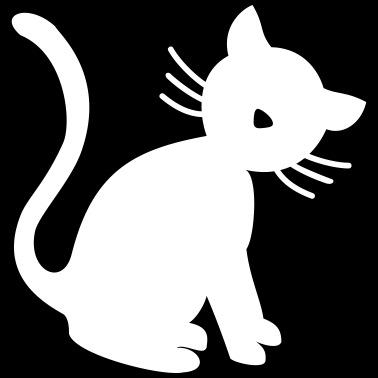 Chaud noir chatte clips