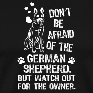 Do not Be Afraid Of German Shepherd But Watch Out