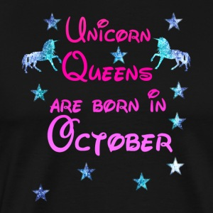 Unicorn Queens born October october