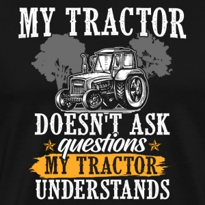 Tractor Agriculture Farmer Gift · Understands