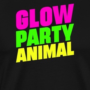 Glow Party Animals Bright neon colors fun