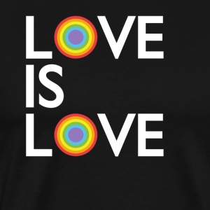 Love is love LGBT T-Shirt