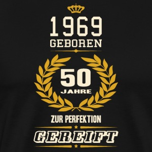 1969 born 50 years matured to perfection shirt