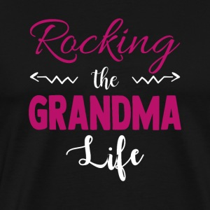 Grandmother grandma shirt grandparents round birthday