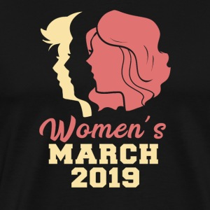 Women's March 2019 Women's Rights Feminist march