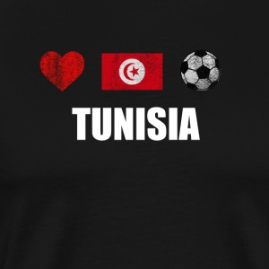 Tunisie Football Shirt - Tunisie de football Jersey