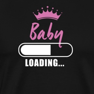 Baby loading - funny baby design