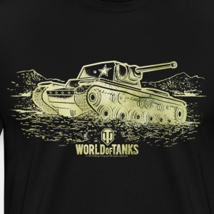 World Of Tanks KV-1 Goldene Version