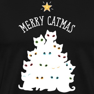 Merry Catmas - Cat Christmas Merry Christmas Tree