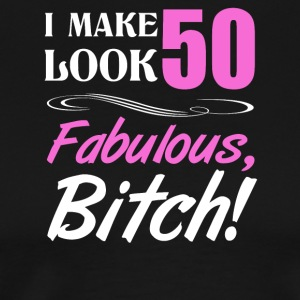 I make 50 look fabulous