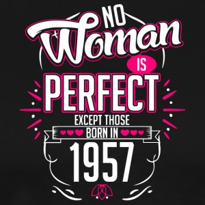 No Woman is perfect except those born in 1957