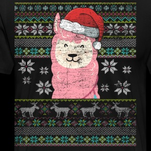 Ugly Christmas Lama