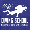 Muff's Diving School - Men's Premium T-Shirt