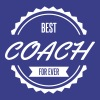 best coach - T-shirt Premium Homme