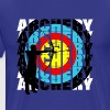 Archery Sport Cool Typography Archers Graphic - Men's Premium T-Shirt