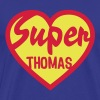 thomas super coeur heart love - T-shirt Premium Homme