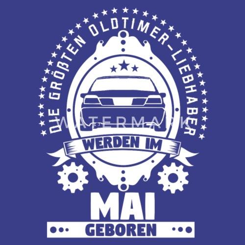 Auto Oldtimer Autoliebhaber Geburtstag Mai Manner Premium T Shirt