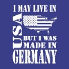 Live in USA made in Germany - Männer Premium T-Shirt