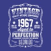 Vintage 1967 Aged to Perfection - Men's Premium T-Shirt