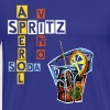 Spritz Aperol Party Venezia Italia - Men's Premium T-Shirt