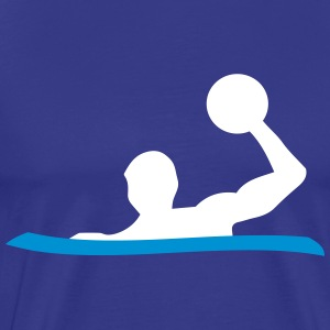 water polo - T-shirt Premium Homme