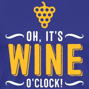 It's Wine Time - Men's Premium T-Shirt