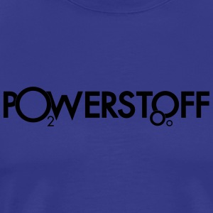 Power of oxygen - Men's Premium T-Shirt