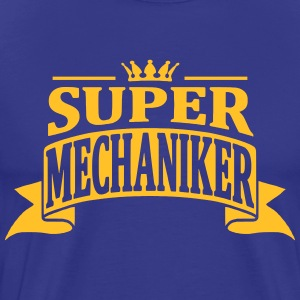 super mechaniker - Männer Premium T-Shirt