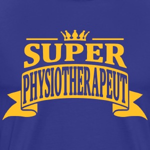 super physiotherapeut - Männer Premium T-Shirt