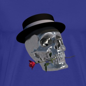 Gentleman's Skull - Men's Premium T-Shirt