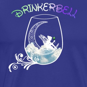 Drinker Bell Party Jungfrau Mallorca Saufen - Men's Premium T-Shirt