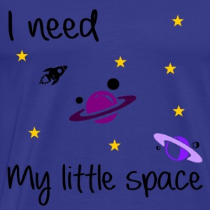 i need space - T-shirt Premium Homme