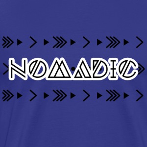Hippie / Hippies: Nomadic - Men's Premium T-Shirt