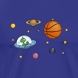Bb Alien - Men's Premium T-Shirt