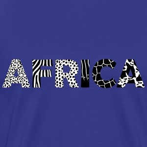 AFRICA - cartas con estampado animal