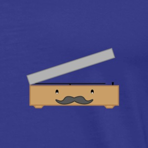 Mr. Grammotache - Men's Premium T-Shirt