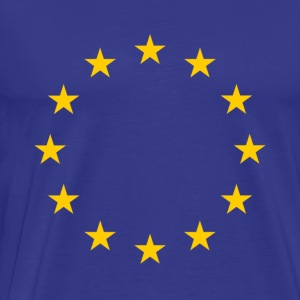 EU flag - Men's Premium T-Shirt