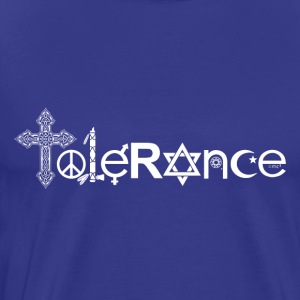 Tolerance - Männer Premium T-Shirt