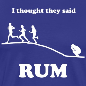 I Thought They Said Rum Hill