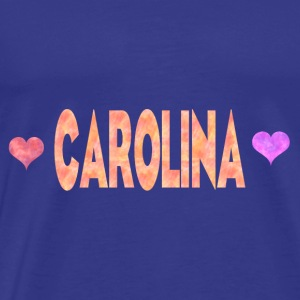 Carolina - T-shirt Premium Homme
