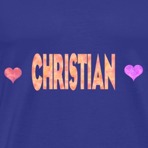 Christian - Men's Premium T-Shirt