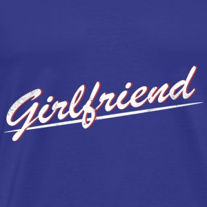 Girlfriend partner look boyfriend gift