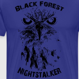 BF nightstalker black - Men's Premium T-Shirt