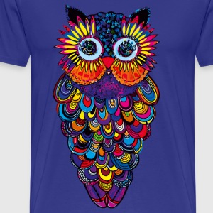 Owl Fantasy - Men's Premium T-Shirt