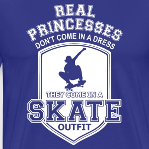 Skateboard Birthday gift idea T-Shirt Skate - Men's Premium T-Shirt