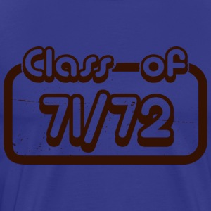 Class of 1971 1972 - Men's Premium T-Shirt