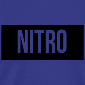 Nitro Merch - Herre premium T-shirt