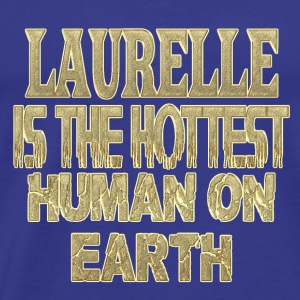 laurelle - Men's Premium T-Shirt