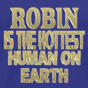 Robin - Men's Premium T-Shirt